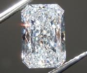 2.00ct F VS1 Radiant Cut Lab Grown Diamond R9367