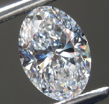 SOLD....2.70ct E VS2 Oval Shape Lab Grown Diamond R9378