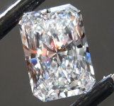 SOLD....2.78ct E VS1 Radiant Cut Lab Grown Diamond R9388