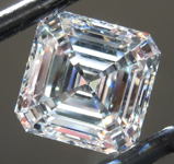 5.52ct G VVS2 Asscher Cut Lab Grown Diamond R9396