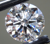 3.20ct F VS2 Round Brilliant Lab Grown Diamond R9398