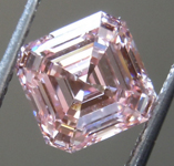 1.56ct Pink VS2 Asscher Cut Lab Grown Diamond R9428