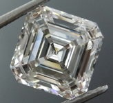 SOLD... 2.67ct J VS1 Asscher Cut Lab Grown Diamond R9465