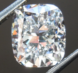 SOLD....1.45ct E VS2 Cushion Cut Lab Grown Diamond R9481