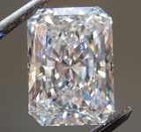 SOLD....3.03ct F VS1 Radiant Cut Lab Grown Diamond R9494