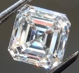 2.40ct E SI1 Asscher Cut Lab Grown Diamond R9499