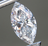 0.94ct D VS1 Marquise Lab Grown Diamond R9507