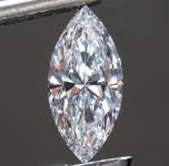 0.70ct F VVS2 Marquise Lab Grown Diamond R9510