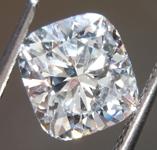 1.06ct D VVS1 Cushion Cut Lab Grown Diamond R9511