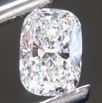 0.72ct E SI2 Cushion Cut Lab Grown Diamond R9516