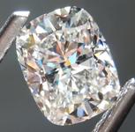 1.60ct G VS1 Cushion Cut Lab Grown Diamond R9522