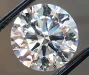 SOLD....4.15ct I VS1 Round Brilliant Lab Grown Diamond R9524