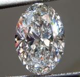 3.02ct F VS2 Oval Shape Lab Grown Diamond R9591