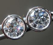 SOLD...2.24ctw E SI1 Round Brilliant Lab Grown Diamonds R9617