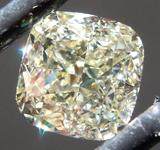 SOLD....2.02ct Y-Z VS1 Cushion Cut Diamond R9490