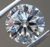 SOLD....2.14ct F VS2 Round Brilliant Lab Grown Diamond R9704