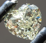 1.50ct W-x VVS2 Heart Shape Diamond R9709