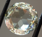 2.04ct U-V SI2 Rose Cut Diamond R9744