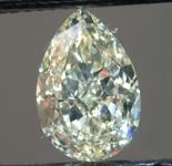 SOLD.....2.01ct Y-Z VS2 Pear Shape Diamond R9303