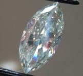 1.29ct Gray SI1 Marquise Diamond R9759
