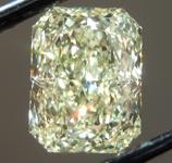 3.08ct W-X IF Radiant Cut Diamond R9772