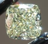 1.05ct Y-Z VS1 Cushion Cut Diamond R9756