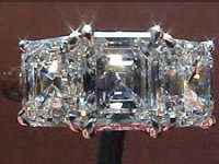 Special Order- 1.50ctw Asscher Diamond Band Ring