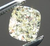 0.50ct Y-Z VVS1 Cushion Cut Diamond R5651