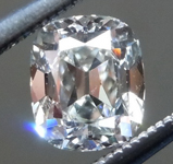 Loose Colorless Diamond: .73ct H VS2 Old Mine Brilliant Diamond GIA R7229