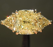 SOLD.....2.03ct Y-Z SI1 Cushion Cut Diamond Ring R7859