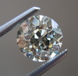 1.25ct N VS2 Old European Diamond R8679