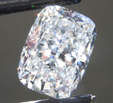 3.22ct F VS1 Cushion Cut Lab Grown Diamond R9397