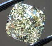 1.53ct Y-Z  SI1 Cushion Cut Diamond R9748