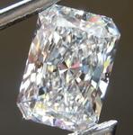 1.97ct D VS1 Radiant Cut Lab Grown Diamond R9501