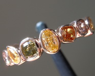 1.08ctw Fancy Colored Diamond Ring R9631