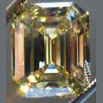 fancy brownish yellow diamond