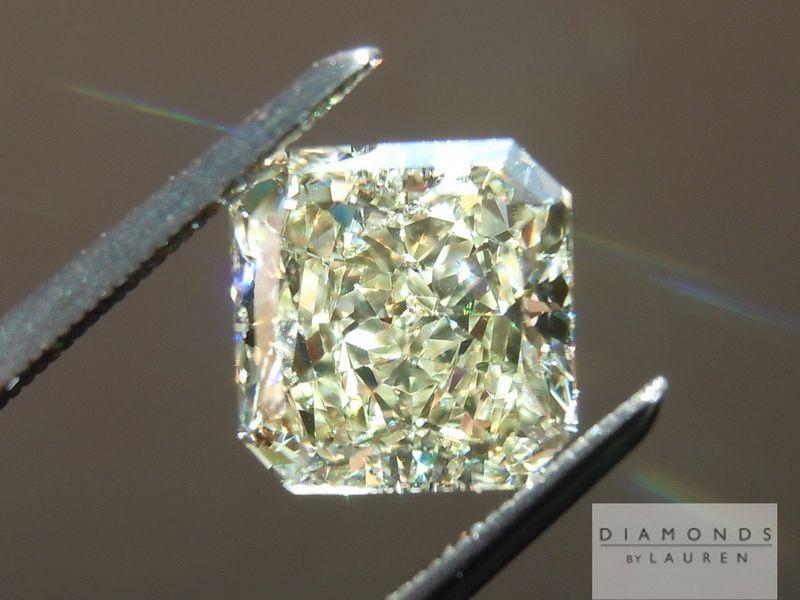 natural yellow diamond