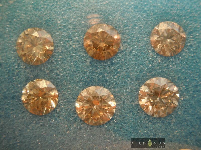 brown diamond parcel