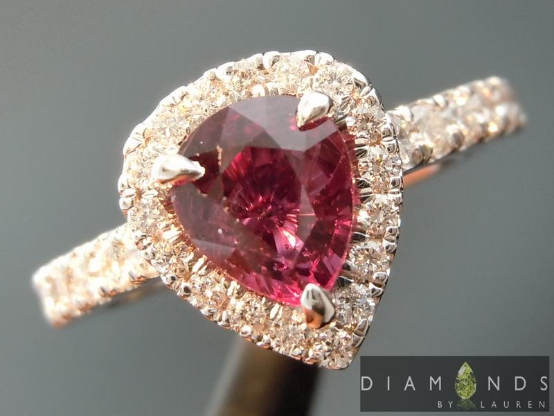 pink kite diamond