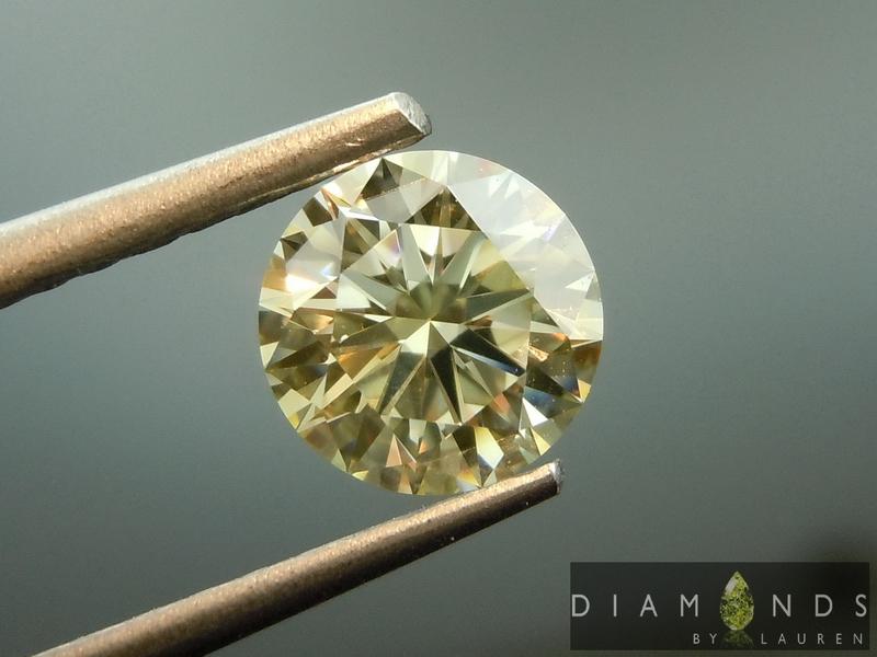 gia w-x colored diamond