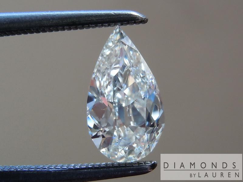 colroless diamond diamond