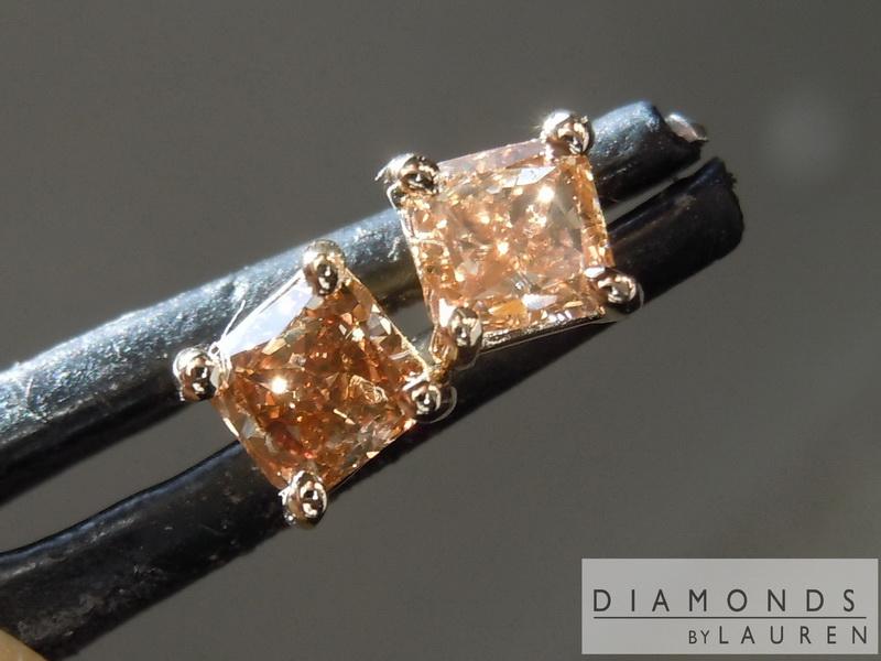 diamond earrings