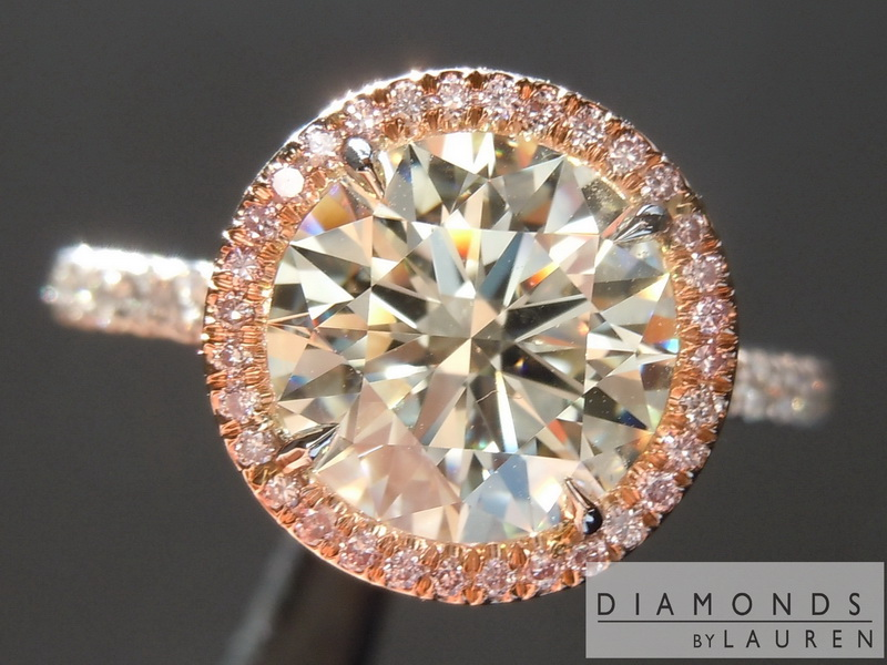 ideal diamond ring