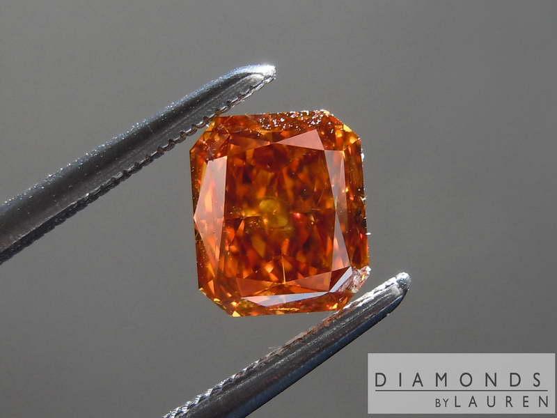 gia orange diamond