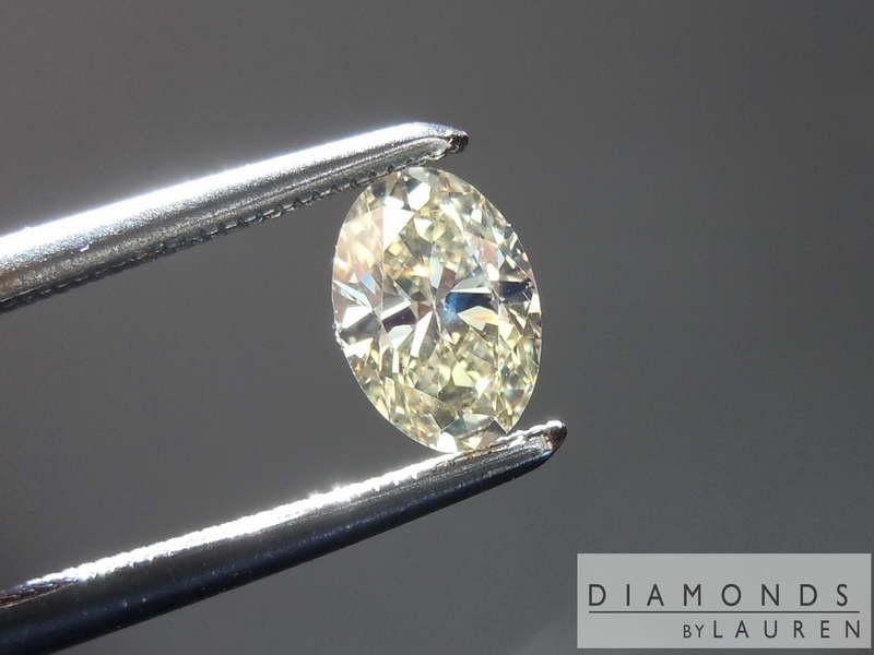 loose diamond parcel