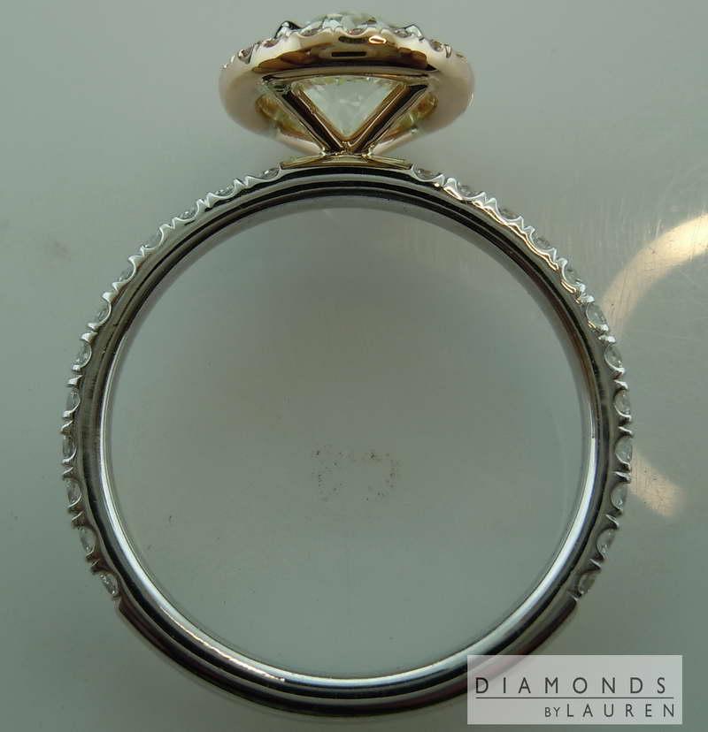 oec diamond ring