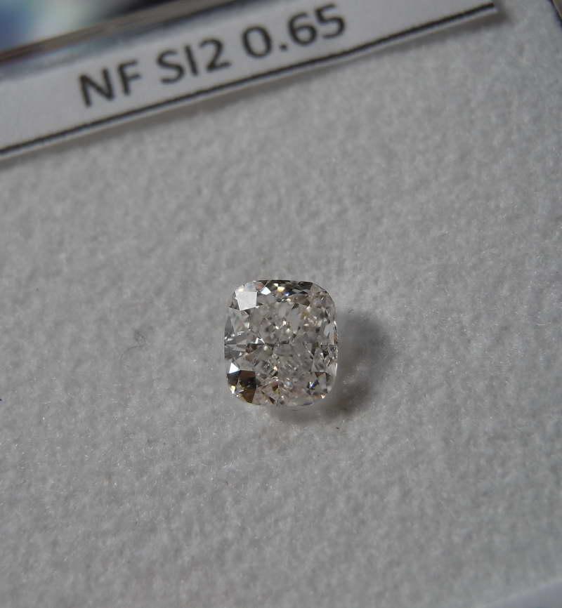 gia colorless diamond