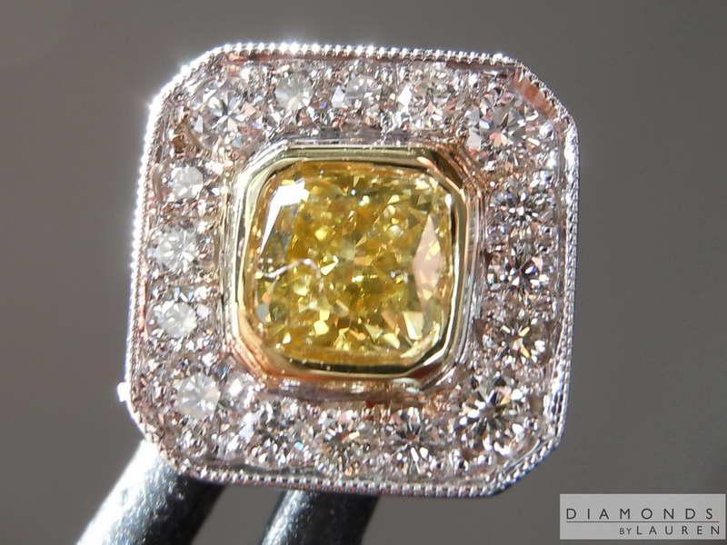 diamond tie tack