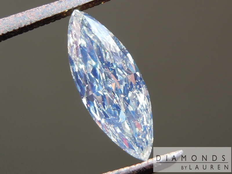 ivory colorless diamond