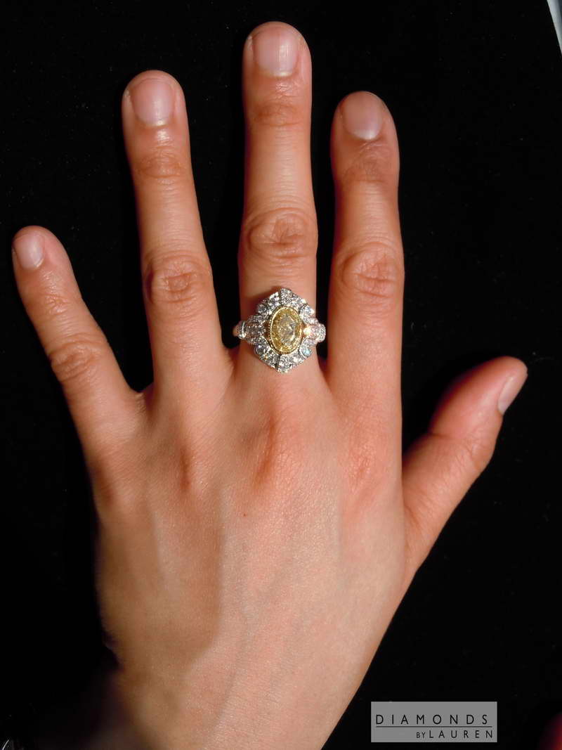 cololress diamond ring